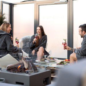 Relaxen in der Wellness-Lounge bei Kat&More in Aalen