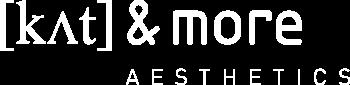 KAT & MORE Aesthetics Logo